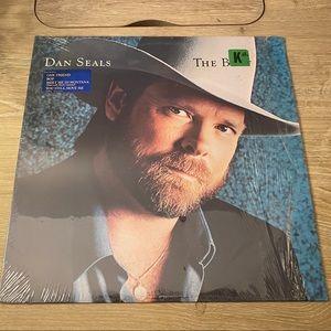 3/$25 Dan Seals Vinyl Record